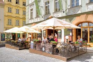 Golden Star, Hotely  Praha - big - 44