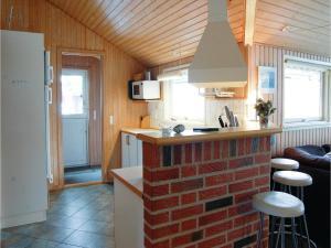 Holiday home Gulspurvevænget XII, Dovolenkové domy  Humble - big - 22