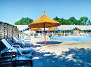 Location gîte, chambres d'hotes Village Vacances Passion Les Brigantins dans le département Gironde 33