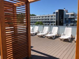 Apartament Superior Pastelowy Przy Plaży