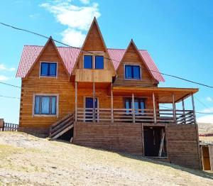 Gagarin House - Novyy Enkheluk