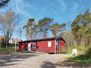 obrázek - One-Bedroom Holiday Home in Simrishamn