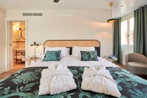 M House Hotel, Отели  Пальма-де-Майорка - big - 48