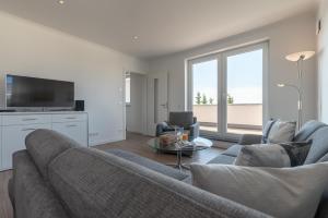 Ferienwohnungen Rosengarten, Апартаменты  Бёргеренде-Ретвиш - big - 171