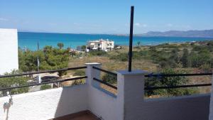 Summer View Agistri Greece