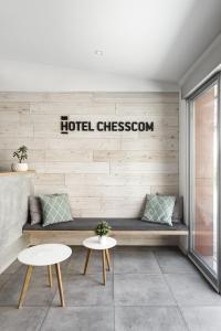 Hotel Chesscom, Hotely  Budapešť - big - 45