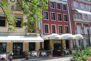 Hotel Hannover, Отели - Градо