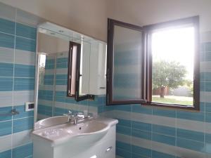 Villa Azzurra, Prázdninové domy  Capo Vaticano - big - 2