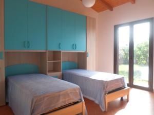 Villa Azzurra, Prázdninové domy  Capo Vaticano - big - 3