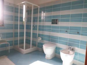Villa Azzurra, Ferienhäuser  Capo Vaticano - big - 28