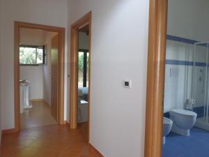 Villa Azzurra, Prázdninové domy  Capo Vaticano - big - 21