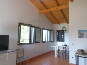 Villa Azzurra, Ferienhäuser  Capo Vaticano - big - 36