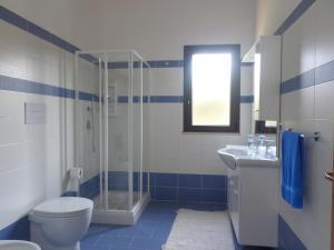 Villa Azzurra, Ferienhäuser  Capo Vaticano - big - 37