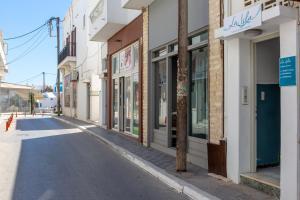 La isla, Apartmány  Naxos Chora - big - 23