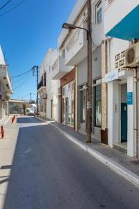 La isla, Apartmány  Naxos Chora - big - 20