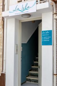 La isla, Appartamenti  Naxos Chora - big - 14