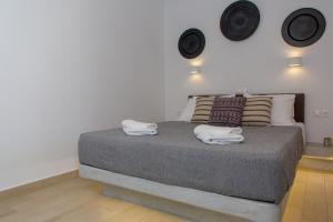 La isla, Appartamenti  Naxos Chora - big - 12