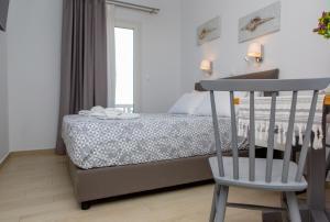 La isla, Appartamenti  Naxos Chora - big - 7