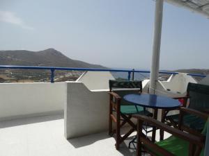 Castelopetra Amorgos Greece