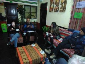 Auquis Ccapac Guest House, Hostels  Cusco - big - 56