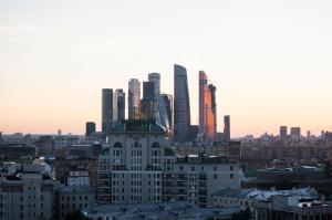 Отель Heart of Moscow на Смоленке, Москва