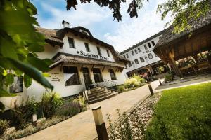 Hotel Slamený dom - Košice