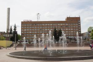 Podmoskovye Podolsk - Berezhki