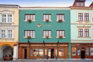 Albergues - Černý Orel – Pivovar, Hotel, Penzion