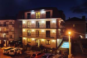 Отель Ахиллес-Палас