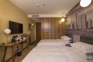 速8精选酒店 Super 8 Selected Hotel Sanlitun Branch, Hotels  Beijing - big - 4