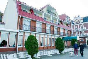 Отель Seestern, Светлогорск
