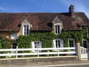 La Vigne dorée - Accommodation - Saint-Martin-des-Champs