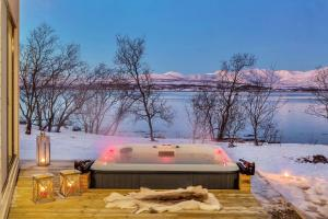 Robukta Lodge, Apartmány  Tromsø - big - 7