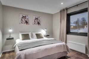 Robukta Lodge, Apartmány  Tromsø - big - 4
