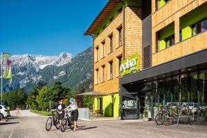 3 hvězdičkový hotel Explorer Hotel Hinterstoder Hinterstoder Rakousko