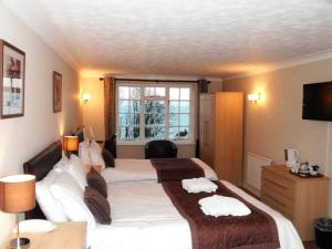 Luccombe Manor Country House Hotel, Hotels  Shanklin - big - 54