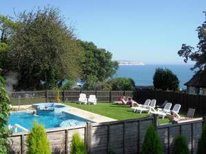 Luccombe Manor Country House Hotel, Hotels  Shanklin - big - 40