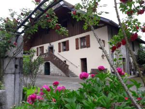 Accommodation in Sainte-Hélène-sur-Isère