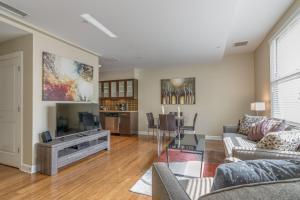 Global Luxury Suites in Downtown Memphis, Ferienwohnungen  Memphis - big - 9