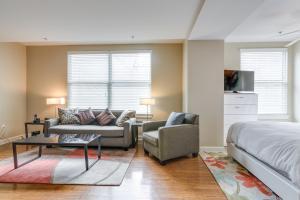 Global Luxury Suites in Downtown Memphis, Ferienwohnungen  Memphis - big - 5