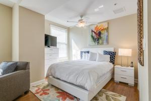 Global Luxury Suites in Downtown Memphis, Ferienwohnungen  Memphis - big - 15