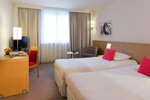 Novotel Nice Centre Vieux Nice, Hotels  Nizza - big - 22