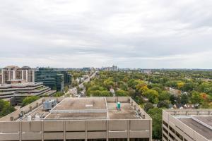 Pelican Suites at North York, Appartamenti  Toronto - big - 11
