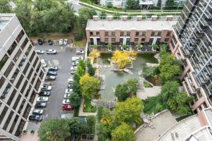 Pelican Suites at North York, Appartamenti  Toronto - big - 15