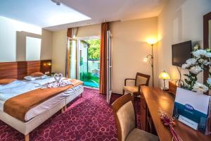 Patak Park Hotel - Adults Only, Hotely  Vyšehrad - big - 27