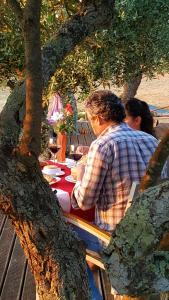 Cantar Do Grilo - Turismo Rural, Penzióny  Vales Mortos - big - 35