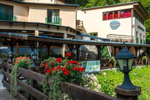 Patak Park Hotel - Adults Only, Hotely  Vyšehrad - big - 38