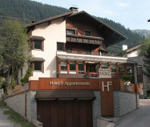 Haus am Fang - Hotel - St. Anton am Arlberg