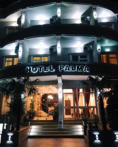 Hotel Palma, Тирана