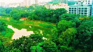 Le Chateau - Within Lake & Park, Penziony  Dhaka - big - 31